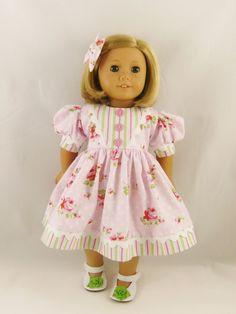 American Girl Doll 18 Inch Dolls Short Sleeved by dressurdolly2