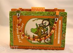 EPBOT: Jen Yates and the Quest for the Worlds Best Book Purse