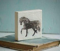 Graphic Design - Graphic Design Ideas  - Black Stallion Horse Original Encaustic Mini Painting #luvocracy #print   Graphic Design Ideas :     – Picture :     – Description  Black Stallion Horse Original Encaustic Mini Painting #luvocracy #print  -Read More –