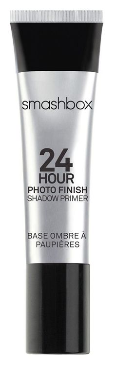 Tip: Apply. Wait 30 seconds. Apply shadow... for a look that lasts all day!