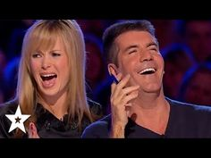 AMAZING AUDITIONS That BLEW-UP The Internet on Britain's Got Talent 2009   Got Talent Global - YouTube Americans Got Talent, Britain Got Talent, Simon Cowell, Dancing, Internet, Hacks, Amazing, Music, Youtube