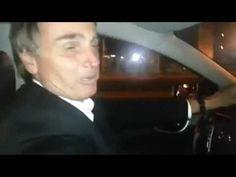 Bolsonaro comenta cusparada de Jean Wyllys