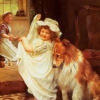children photo: Children ChildwithCollie4vg.jpg