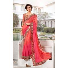 The Valentine Designer Sari