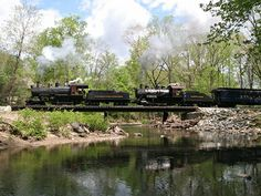 Take a ride on the Wilmington and Western Railroad in northern Delaware! Learn more about this attraction at http://www.visitdelaware.com/listings/Wilmington-and-Western-Railroad/442/0.