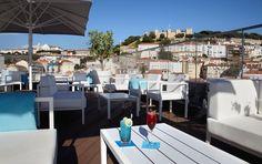 Rooftop Bar, Lisboa