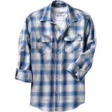 I love flannel shirts...