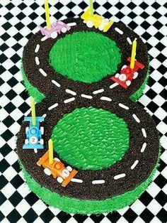 8yas erkek cocuk pastasi
