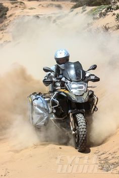 Cycle World - BMW R1200GS Adventure vs. KTM 1190 Adventure R - Long-Term Test Wrap-Up