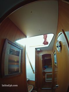 25 de Mayo - Comodidad a bordo de nuestro catamaran