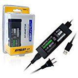 AC Power Adapter Charger for Sony PSP GO Systemby OEM1480% Sales Rank in Video Games: 377 (was 5958 yesterday)Buy: Rs. 599.002 used & new from Rs. 598.00 (Visit the Movers & Shakers in Video Games list for authoritative information on this product's current rank.)