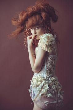 Red Hair by *Aydan-kerimli