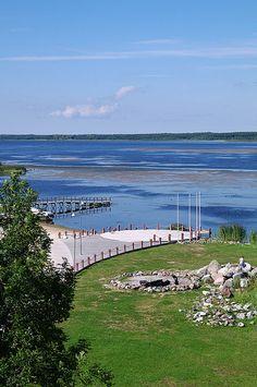Haapsalu, Estonia  ♡ #VisitEstonia #ColourfulEstonia
