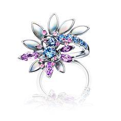 wisteria Ring