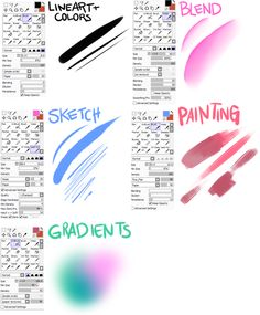 Digital drawing tips ; drawing tips for beginners. Digital Painting Tutorials, Digital Art Tutorial, Art Tutorials, Art Painting Tools, Drawing Tutorials, Drawing Techniques, Drawing Tips, Drawing Reference, Paint Tool Sai Tutorial