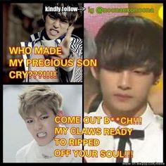 Hyun Family Rage!