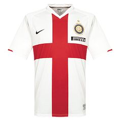 c80e200c6 Inter Milan Football club Internazionale Milano Nike 07-08 Away White  Player Issue Retro Classic Camiseta FÚTBOL SOCCER KIT CALCIO SHIRT JERSEY  FUSSBALL ...