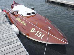 Vintage Speed Record Boats | SpeedInstitute.