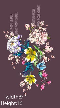 Embroidery designd on Behance Spider Art, Egyptian Art, Surface Pattern, Floral Flowers, Adobe Photoshop, Textile Design, Art Sketches, Hand Embroidery, Digital Prints