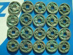 Tomcoins-China Tang dynasty  Ch'ien Yuan Chung Bao cash coin