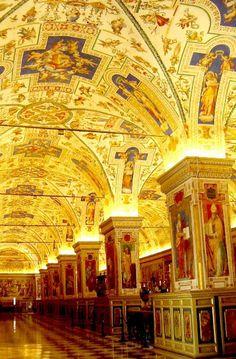 Vatican Museum..