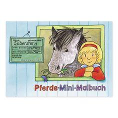 Mini-Malbuch für Pferde-Fans! https://www.graetz-verlag.de/mini-malbuch-mit-pferde