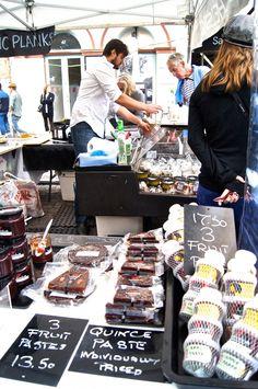 Salamanca Market Hobart -