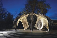 ICD/ITKE Research Pavilion