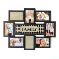 Family Collage Frame
