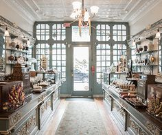 Shane Confectionary, Philadelphia - those windows!