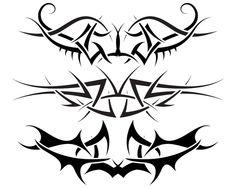 #Tattoo #TattooIdeas #TribalTattoos #TattooDesigns Tribal Tattoos For Men, Tribal Tattoo Designs, Tattoos For Guys, Samurai Drawing, Tattoo Templates, Symbol Tattoos, Tattoo Set, Angel Art, Medieval