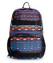 Burton Treble Yell Antigua Stripe Backpack