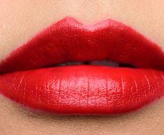 MAC Yoni Crush Lipstick Review & Swatches