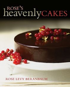 Rose's Heavenly Cakes: Rose Levy Beranbaum: award-winning master baker and author of The Cake Bible, Look Inside. Recipe Excerpts for Baby lemon Cheesecakes, Whipped Cream Cake, & Rose Red Velvet Cake. Food Cakes, Heaven Cake Recipe, Chocolates, Real Baking, Cake Baking, Whipped Cream Cakes, Whipped Ganache, Ganache Recipe, Flourless Cake