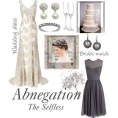 Divergent Weddings: Abnegation