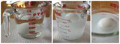 Salt Water Density Egg Experiment