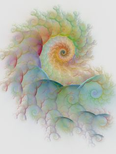 Do it again by Joe Maccer Fractals In Nature, Psy Art, Patterns In Nature, Neon, Fractal Art, Sacred Geometry, Watercolor Art, Abstract Art, Abstract Landscape