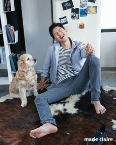 For Song Joong Ki's previously released spreads from Marie Claire Korea's June 2016 edition, go here: Cover shot batch of interior spreads batch of interior spreads &nbsp… Korean Celebrities, Korean Actors, Celebs, Descendants, Song Joong Ki Photoshoot, Song Joong Ki Cute, Kdrama, 2016 Songs, Song Joon Ki
