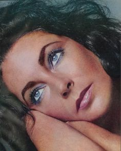 Elizabeth Taylor - Vogue by Richard Avedon, December 1974