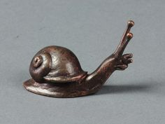 Bronze Snail by David Meredith | Smithsonia Gifts - Birmingham's best loved independent gift store