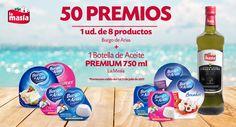 ¡Gana un LOTE de productos Burgo de Arias & La Masía!