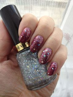 Revlon Stunning- who doesn't love a little sparkle?