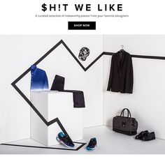 $h!t We Like - Revolve Clothing mens email