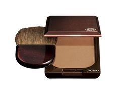 #Shiseido Bronzer 1 Light