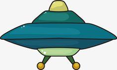 Cartoon UFO UFO, Cartoon, UFO, UFO PNG and Vector
