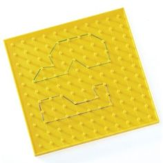 Learning Resources Learning Resources Geoboards 11-inch   Bright Bean Toys