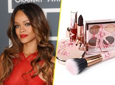 Rihanna s'associe à MAC pour une collection make-up très glam !   http://mysweetiebox.com/cms.php?id_cms=34
