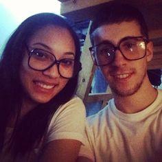 Pretend Glasses