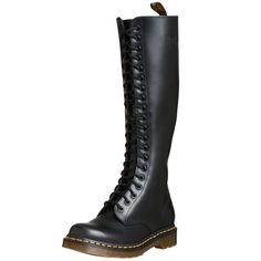 Doc Martens 1B60 20-eye zip boot