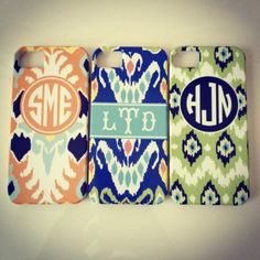 ikat phone cases